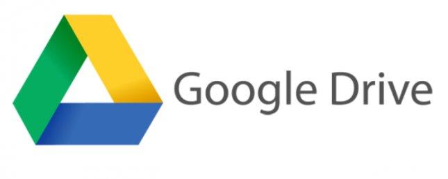 Программы для планшета - Google Drive