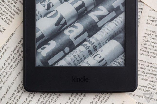 Программы для планшета - Kindle