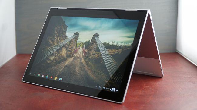 Лучший ноутбук-планшет - Google Pixelbook