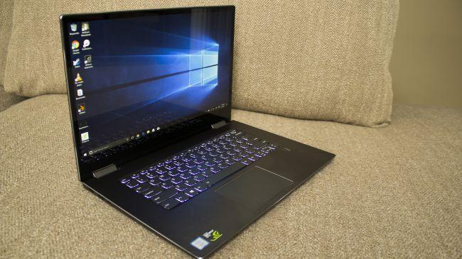 Ноутбук-трансформер - Lenovo Yoga 720 15