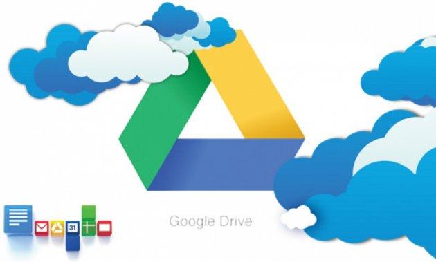 Обзор Google Drive