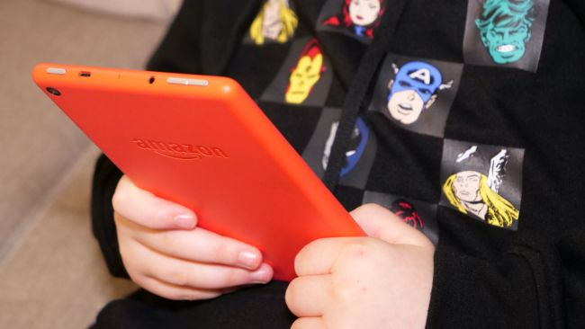 Планшет для ребенка - Amazon Fire 7