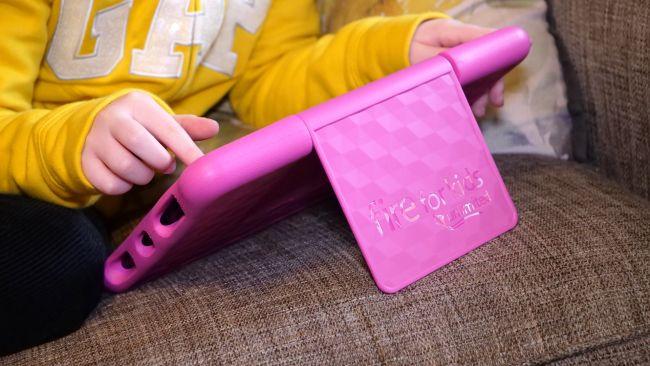 Планшет для ребенка - Amazon Fire HD 10 Kids Edition