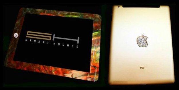 Самый дорогой планшет iPad 2 Gold History Edition
