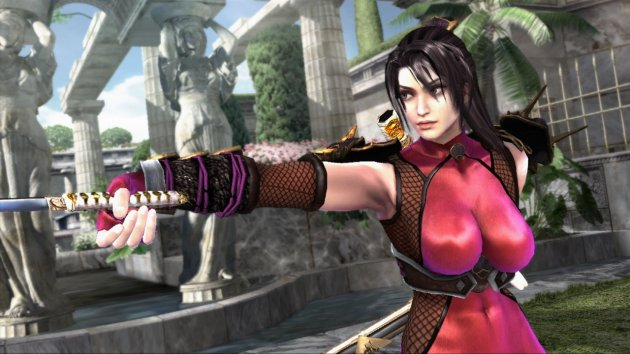Soul Calibur Taki