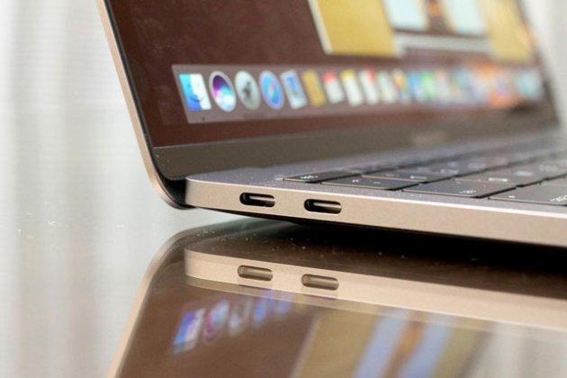 Thunderbolt на ноутбуках