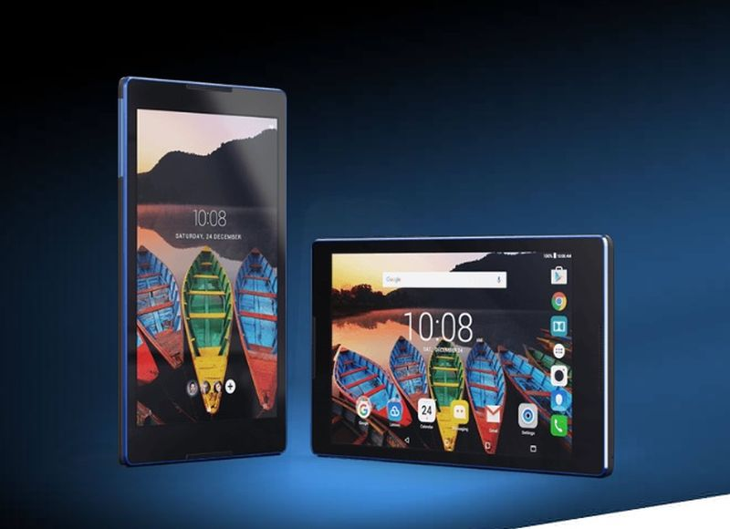 Бюджетный планшет - Lenovo Tab 3 8 Plus