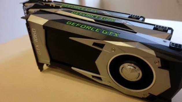 Видеокарта Nvidia GeForce GTX 1060