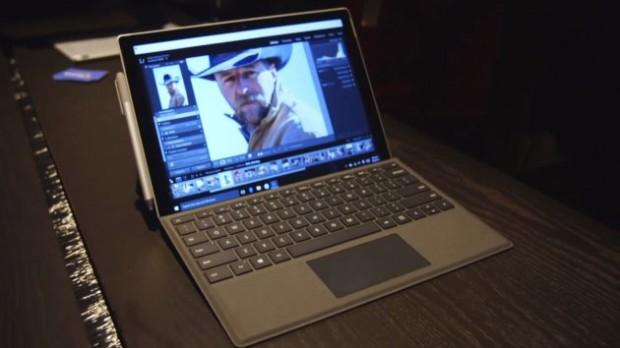 Гибридный планшет Surface Pro 4
