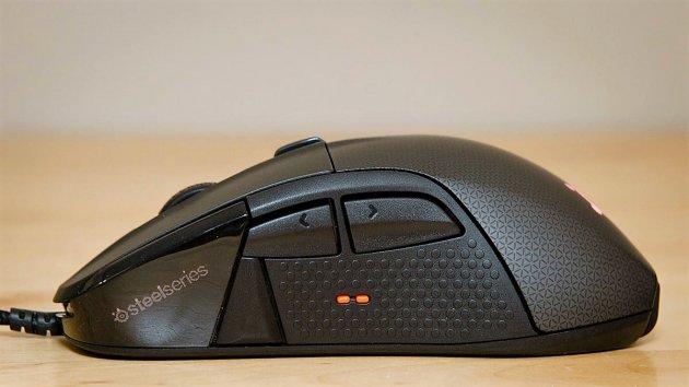 Игровая мышка SteelSeries Rival 700