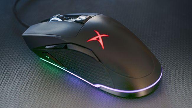 Лучшая игровая мышь - Creative Sound BlasterX Siege M04