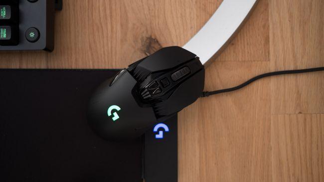 Лучшая игровая мышь - Logitech G903