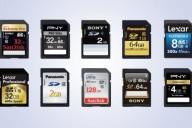 Лучшие карты памяти SD (SDXC)