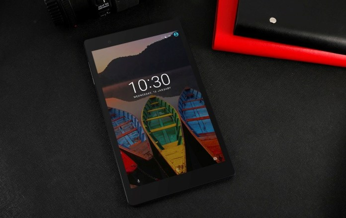 Лучшие китайские планшеты - Lenovo P8