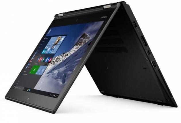 Лучшие ноутбуки для работы - Lenovo ThinkPad Yoga 260