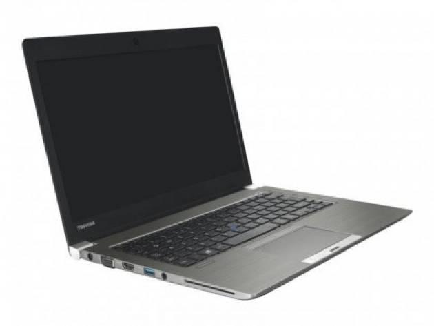 Лучшие ноутбуки для работы - Toshiba Portege Z30-C-138