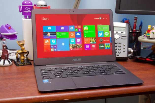 Лучший ноутбук для учебы - Asus Zenbook UX305