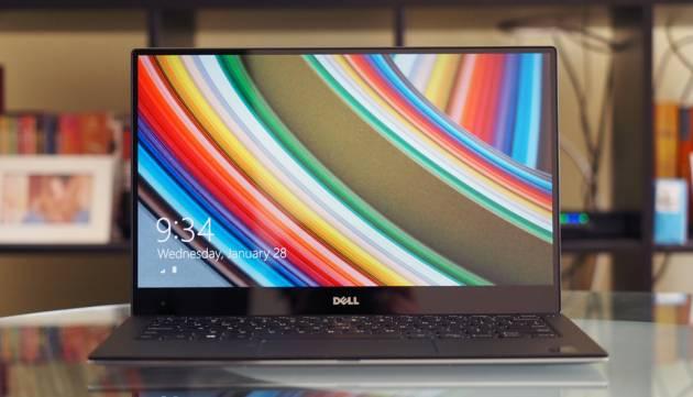Лучший ноутбук для учебы - Dell XPS 13