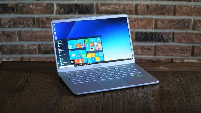 Лучший ноутбук для учебы - Samsung Notebook 9 (2018)