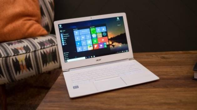 Лучший ноутбук 2017 - Acer Aspire S 13
