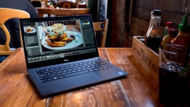 Лучший ноутбук 2017 - Dell XPS 13