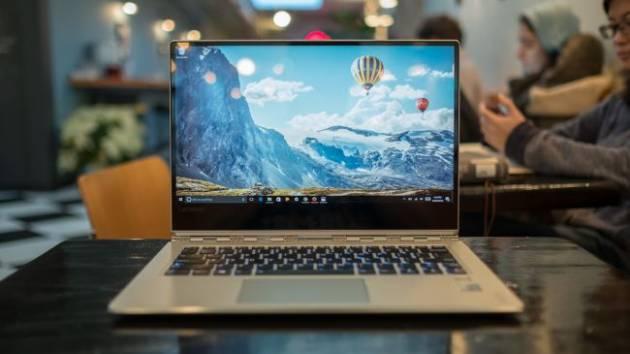 Лучший ноутбук 2017 - Lenovo Yoga 910
