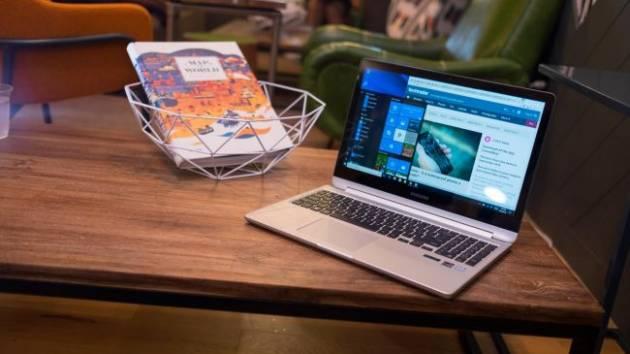 Лучший ноутбук 2017 - Samsung Notebook 7 Spin