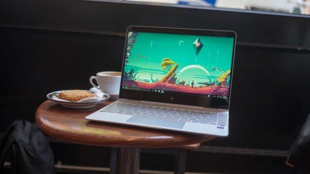 Лучший ноутбук - HP Spectre x360 (2016)