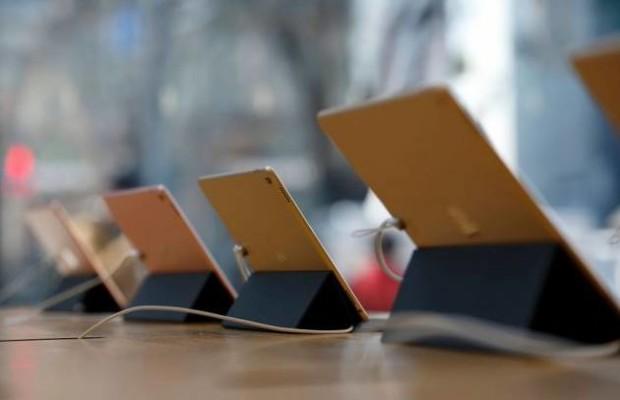 Новые планшеты iPad Pro 2