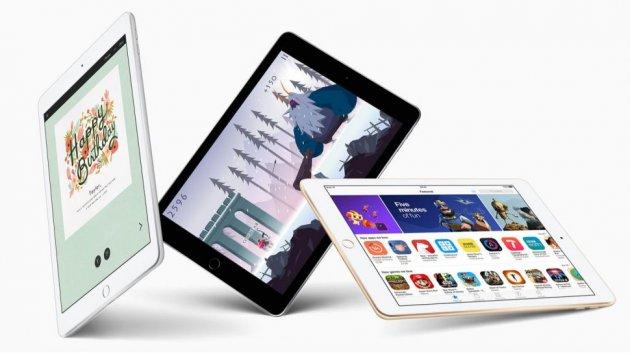 Новый iPad