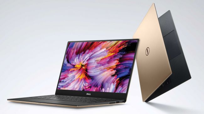 Ноутбук для работы - Dell XPS 13 (2018)