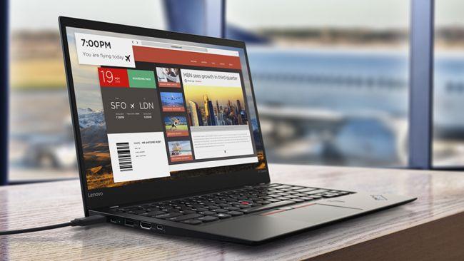 Ноутбук для работы - Lenovo ThinkPad X1 Carbon