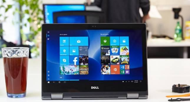 Ноутбук-планшет Dell Inspirion 13 5000 (5368)