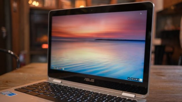 Ноутбук ASUS Chromebook Flip C302