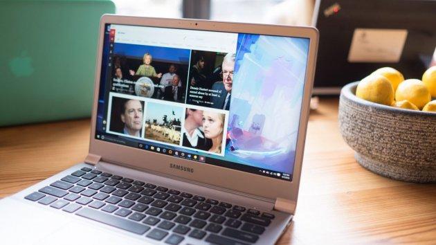 Ноутбук Samsung Notebook 9-08