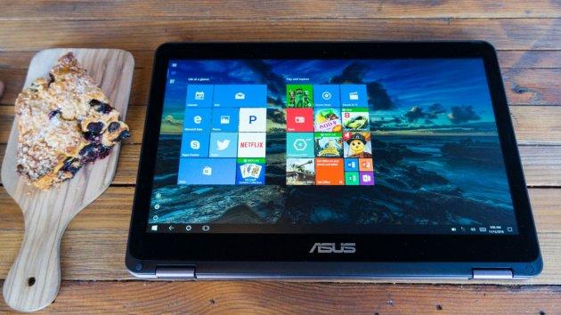 Обзор ASUS Zenbook Flip UX360