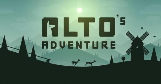 Обзор Alto's Adventure