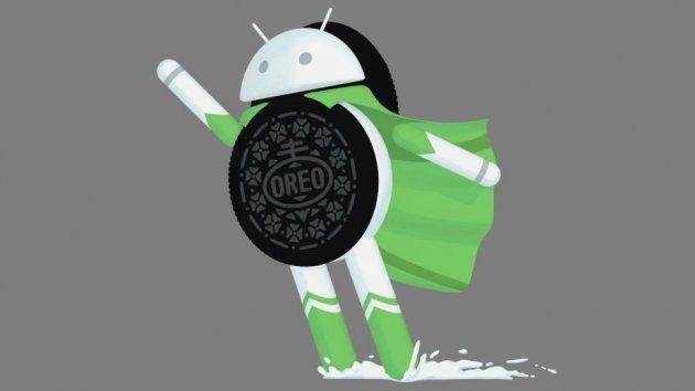 Обновление Android 8 Oreo