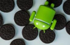 Обновление Android 8.0 Oreo