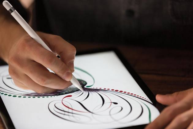 Планшет для рисования Apple iPad Pro