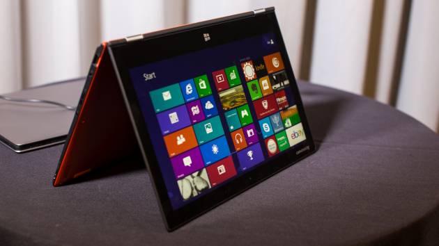 Планшет для рисования Lenovo Yoga 2