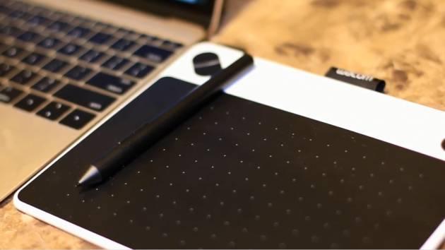 Планшет для рисования - Wacom Intous Draw
