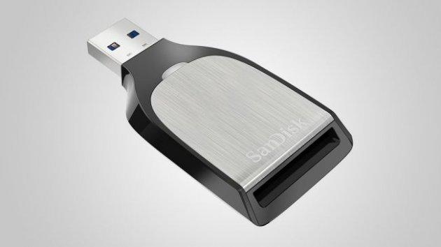 Устройство чтения SD-карт