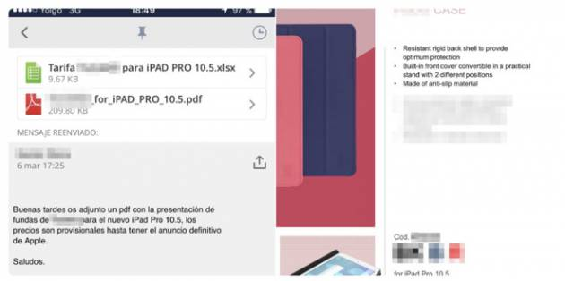 Чехол для iPad Pro 10.5