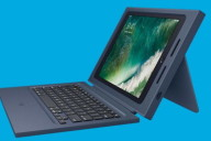 Logitech и прочный чехол с клавиатурой нового iPad