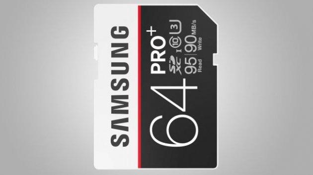 Samsung Pro + 64GB