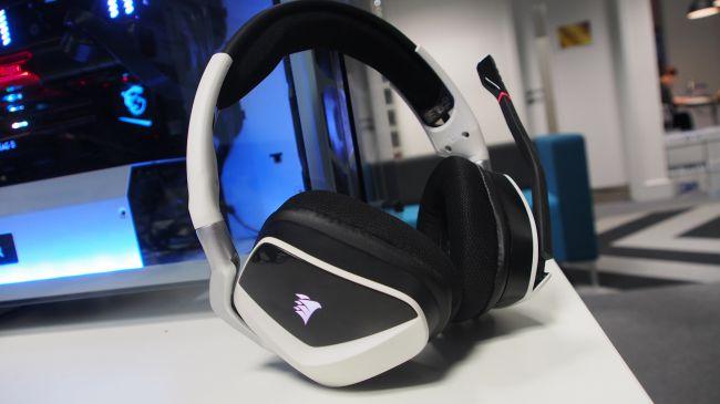 Игровая гарнитура Corsair Void Pro RGB Wireless