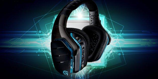 Игровая гарнитура Logitech G933 Artemis Spectrum