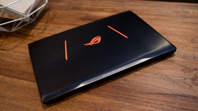 Игровой ноутбук ASUS ROG Strix GL502