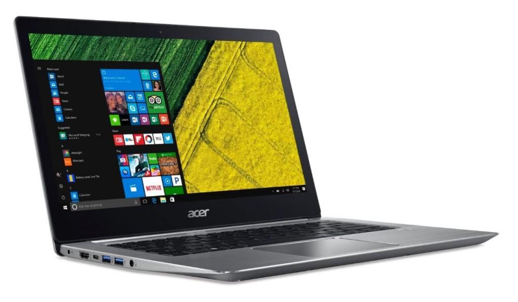 Лучший ноутбук 2017 - Acer Swift 3